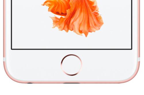 El iPhone 7 utilizará un botón Home sensible a la presión, Imagen 1