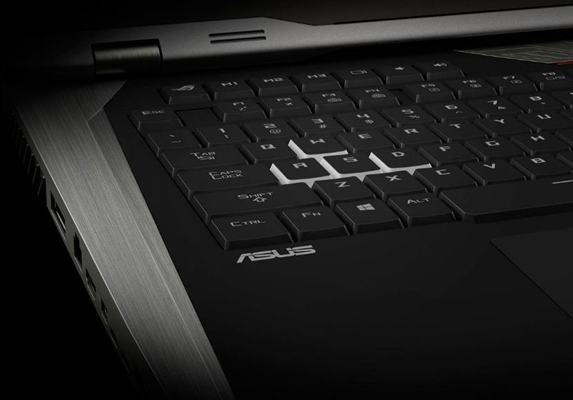ASUS GX800, el portátil más potente del mundo llega con dos GTX 1080 en SLI, Imagen 2