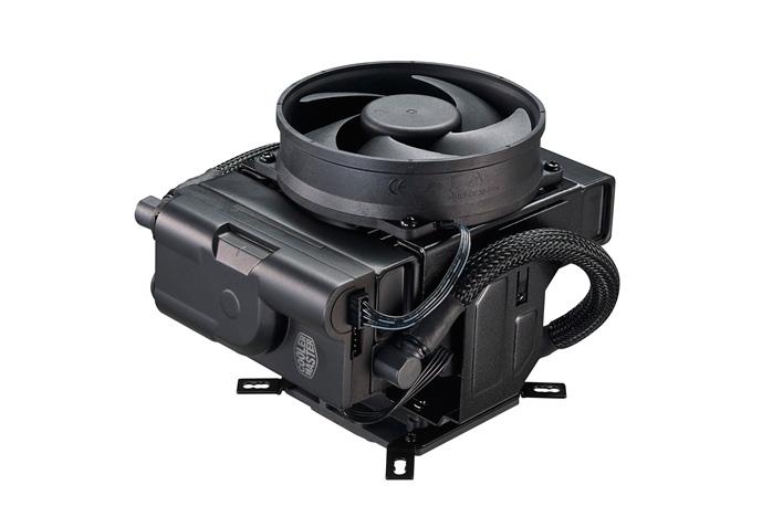Cooler Master MasterLiquid Maker 92, refrigeración líquida ultra compacta, Imagen 1