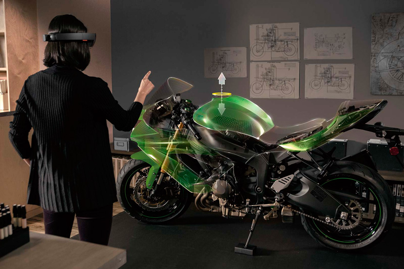 Windows Holographic llegará a Windows 10  el año que viene, Imagen 1