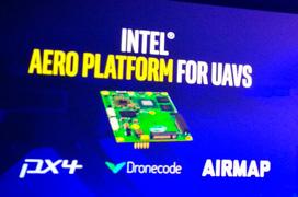 Intel Aero, una plataforma completa para crear drones avanzados