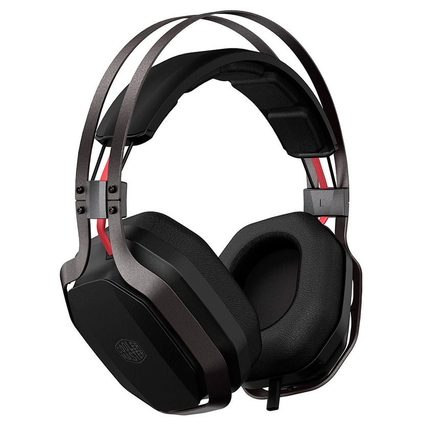 Nuevos auriculares MasterPulser de Cooler Master, Imagen 1