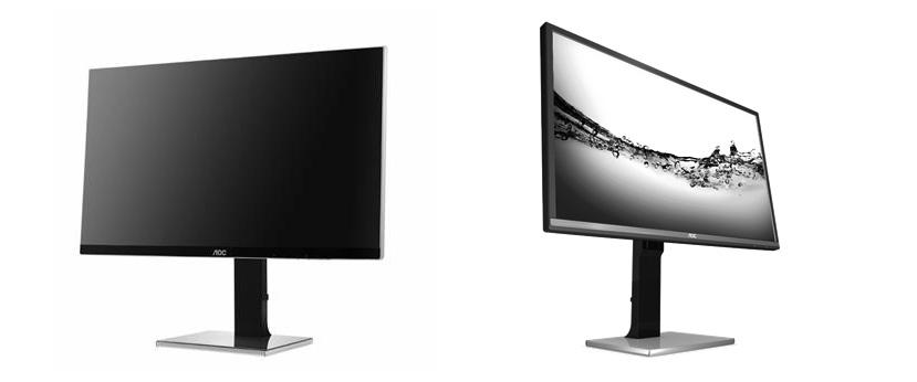 AOC anuncia dos nuevos monitores 4K de 27 y 31,5 pulgadas, Imagen 1