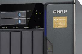 Qnap lanza cuatro nuevos NAS con Thunderbolt 2 y procesadores Skylake