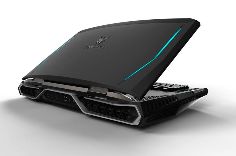 ¿Os acordáis del impresionante portátil curvo ACER Predator X21? Superará los 10.000 Euros, Imagen 1