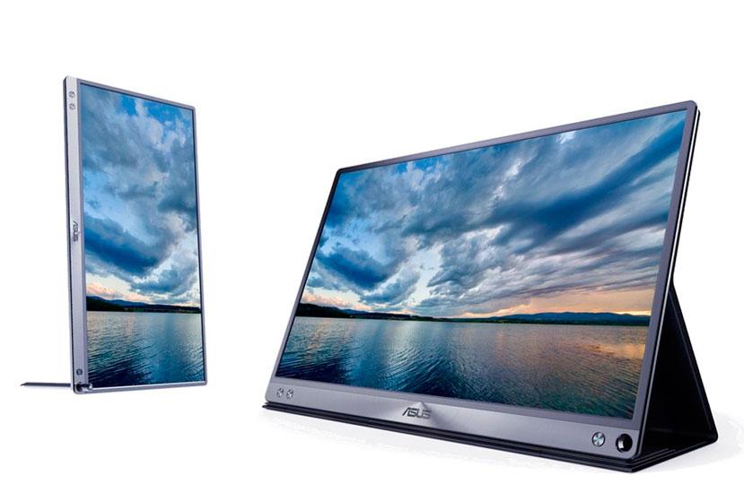 ASUS ZenScreen, nuevo monitor portátil con USB Type-C, Imagen 1