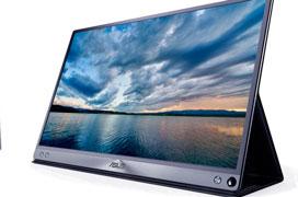 ASUS ZenScreen, nuevo monitor portátil con USB Type-C