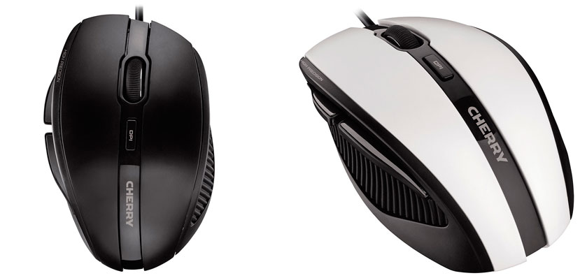 Cherry lanza su ratón ergonómico MC 3000 por 25 Euros, Imagen 1