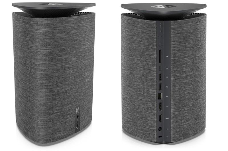 Nuevo pc compacto de diseño HP Wave, Imagen 1