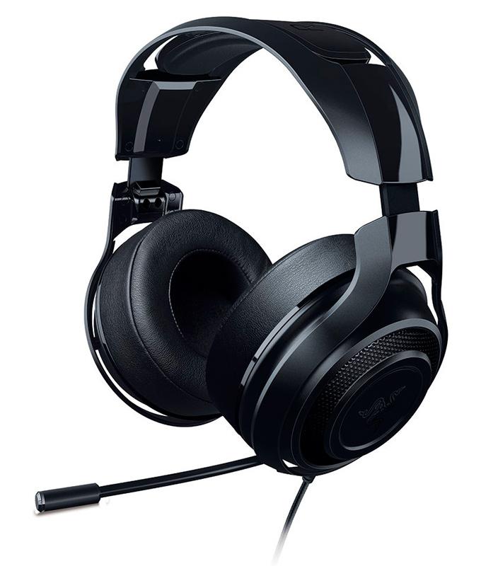 Razer ManO'War, nuevos auriculares con sonido 7.1 virtual, Imagen 1