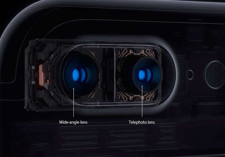 Así funciona la doble cámara del iPhone 7 Plus, Imagen 1