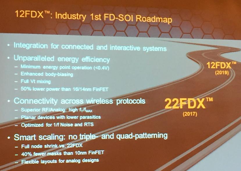 GlobalFoundries anuncia su proceso de fabricación FD-SOI de 12 nanómetros para IoT y 5G , Imagen 1