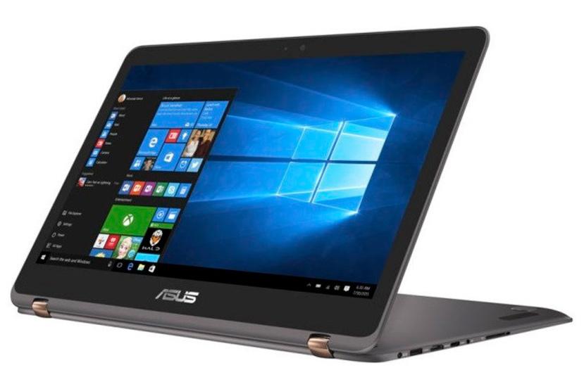 El ASUS ZenBook UX360 recibe a los nuevos procesadores Kaby Lake, Imagen 1