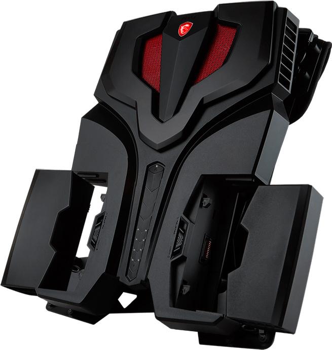 MSI presenta su PC-mochila para Realidad Virtual VR One, Imagen 2