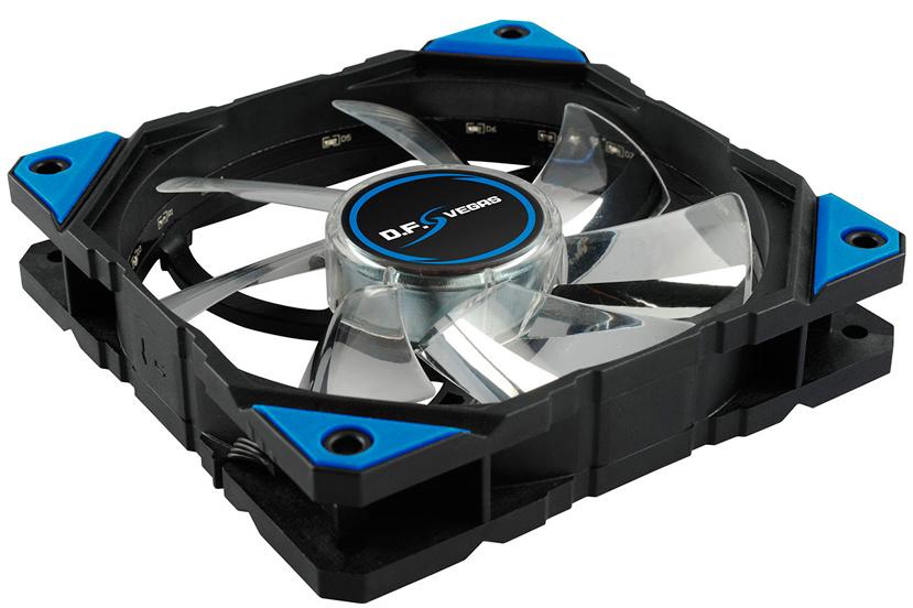 Los ventiladores Enermax D.F.VEGAS llegan con función de auto-limpieza, Imagen 1