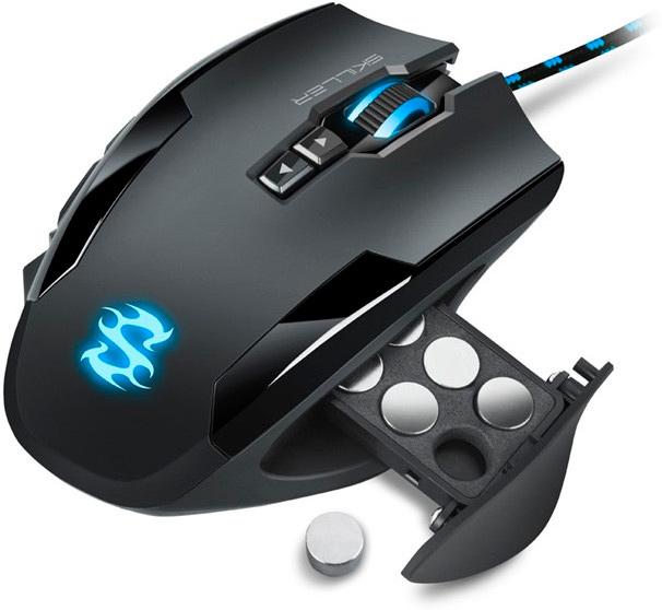 Nuevo ratón gaming Skiller SGM1 RGB de Sharkoon con sensor de 10.800 DPI, Imagen 1