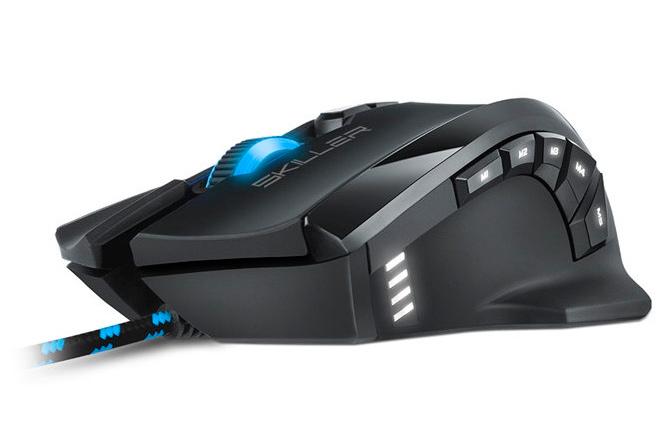 Nuevo ratón gaming Skiller SGM1 RGB de Sharkoon con sensor de 10.800 DPI, Imagen 2