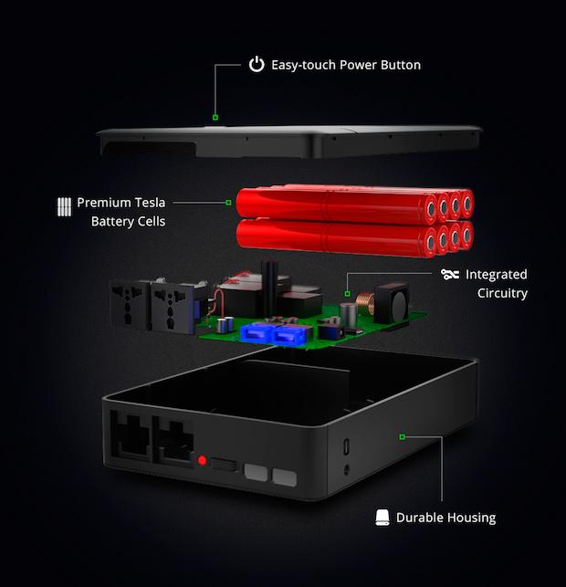¿Miedo a quedarte sin batería? ChargeTech te trae una batería externa de 48.000 mAh, Imagen 2