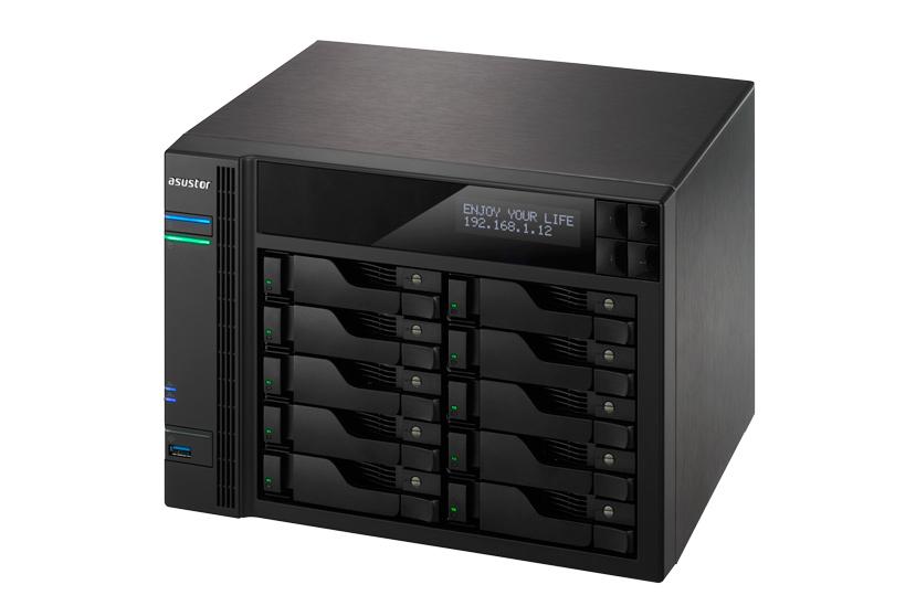 Ya disponibles en España los nuevos NAS ASUSTOR AS6210T y AS6208T con CPU Intel Quad Core, Imagen 1