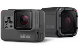GoPro rebaja sus cámaras Hero 5