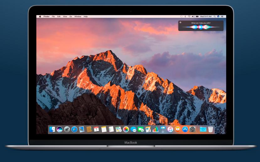 Apple lanza macOS Sierra buscando la convergencia entre escritorio y móvil, Imagen 1