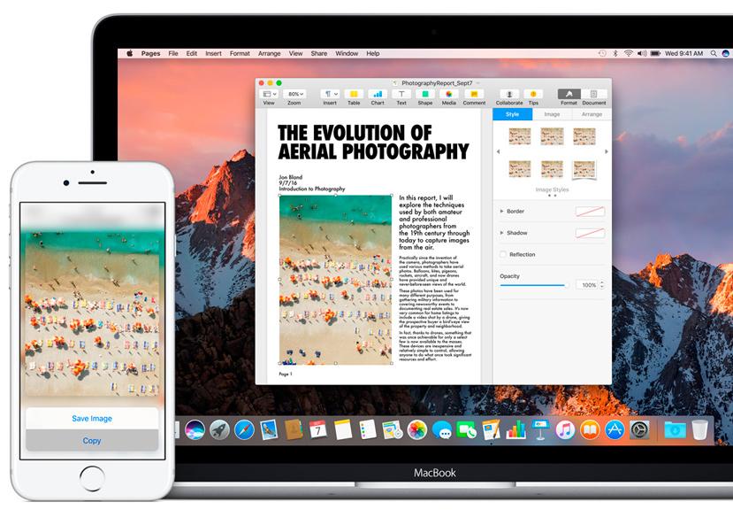 Apple lanza macOS Sierra buscando la convergencia entre escritorio y móvil, Imagen 2