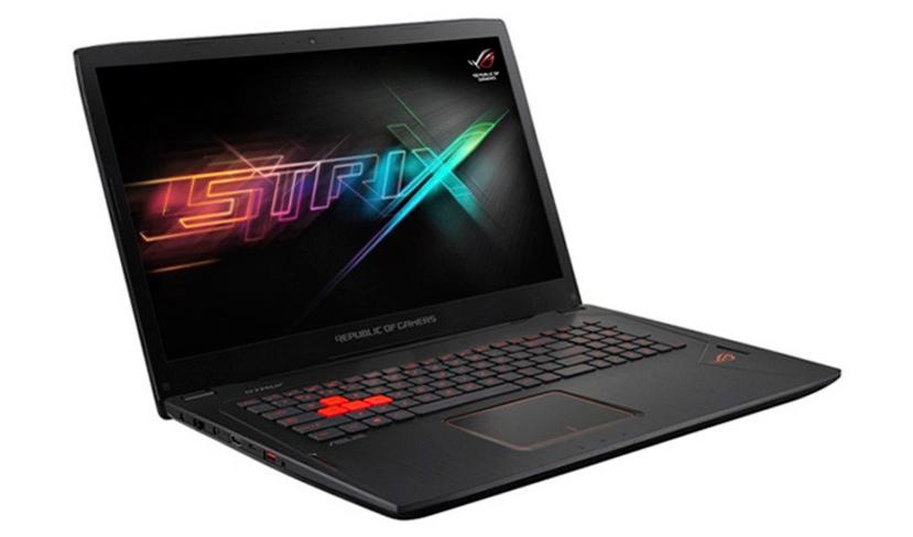 ASUS ROG Strix GL702VM,  nuevo portátil gaming con la GTX 1060, Imagen 1