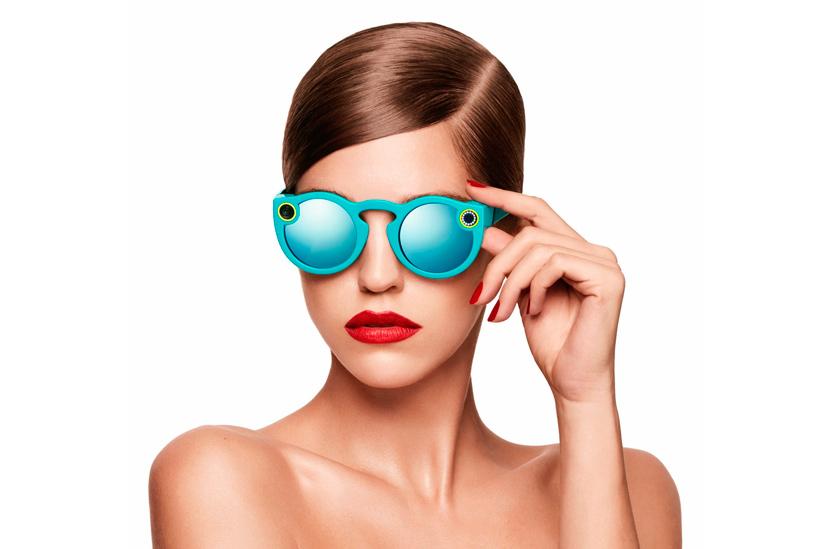 Snapchat pasa a llamarse Snap y lanza unas gafas con cámaras integradas, Imagen 1