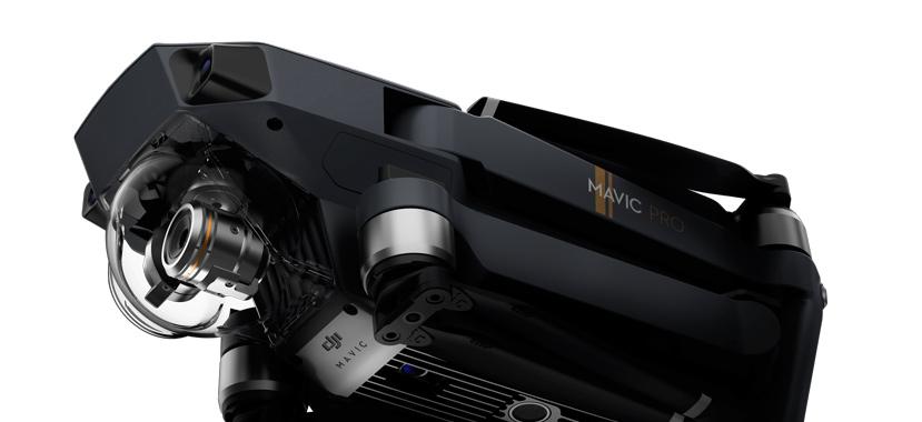 DJI lanza su drone plegable Mavic Pro, Imagen 2