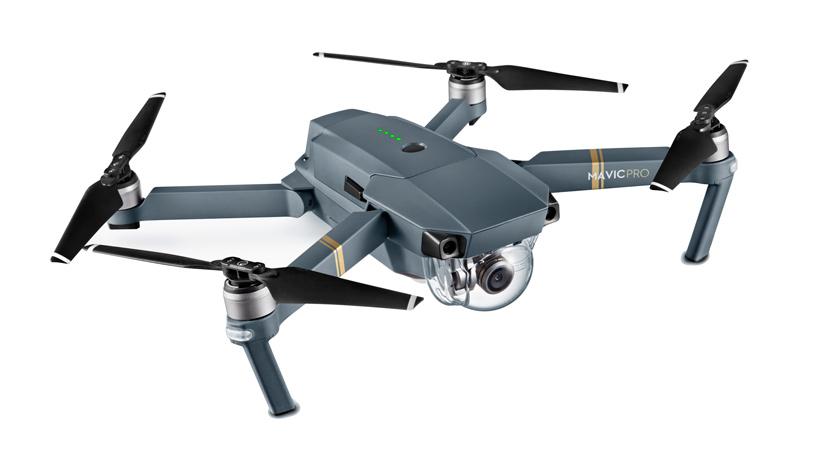 DJI lanza su drone plegable Mavic Pro, Imagen 1