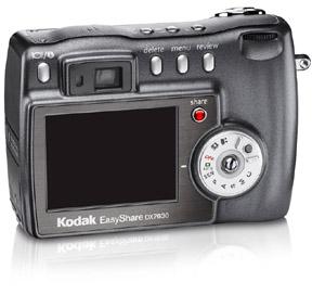 Kodak lanza la nueva cámara digital EasyShare DX7630, Imagen 2