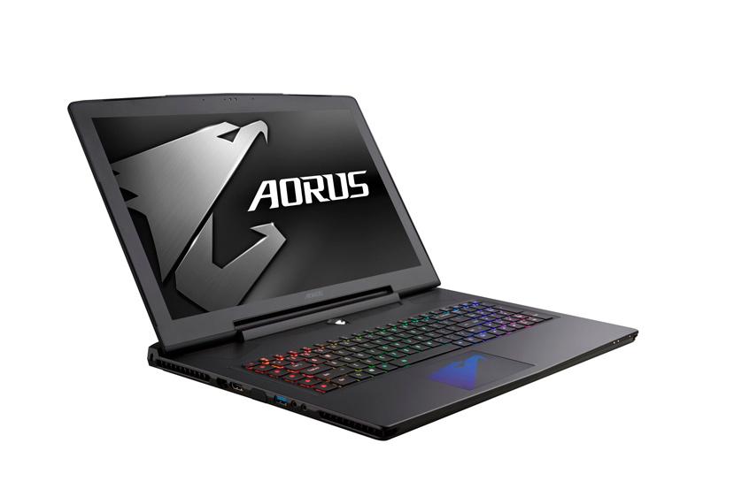 Llegan a España los nuevos portátiles gaming AORUS de Gigabyte, Imagen 1