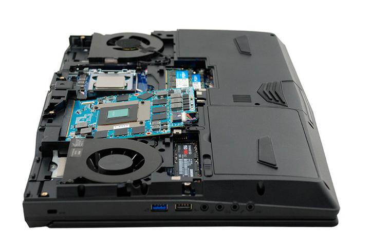 Eurocom SKY X4E2, un portátil con procesadores Intel de sobremesa y las nuevas GTX 1060/1070, Imagen 2