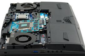 Eurocom prepara un portátil con procesador Intel de 8 núcleos