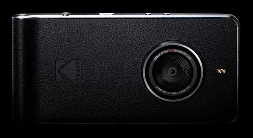 Kodak Ektra, un smartphone por y para la fotografía, Imagen 1