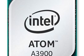 Intel apunta al Internet of Things con los procesadores Atom E3900