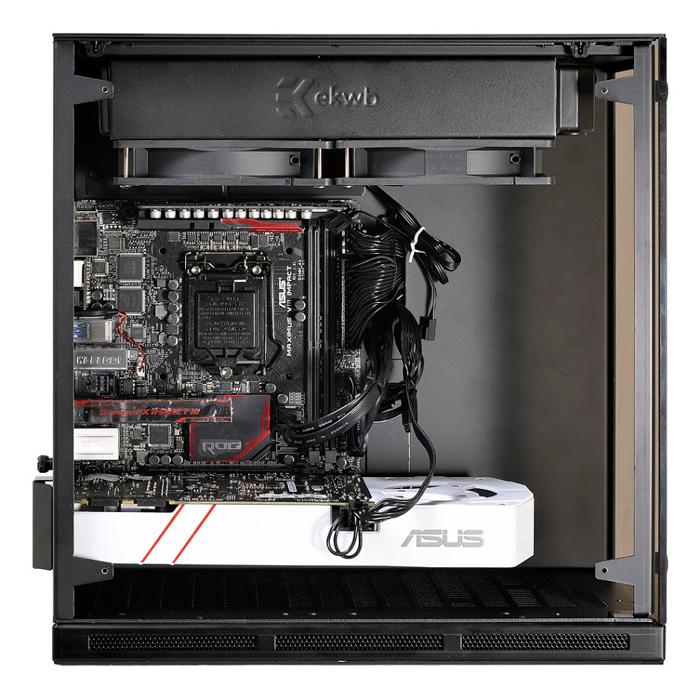 Lian Li PC-Q37, una torre mini-ITX con cristal templado, Imagen 2
