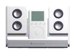 Altec Lansing presenta la pareja ideal del iPod, el inMotion, Imagen 3