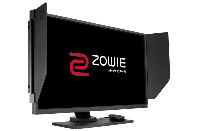 BenQ quiere que te concentres en los juegos con su monitor Zowie ZL2540 de 240 Hz, Imagen 1