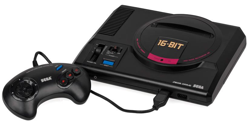 La mítica Sega Mega Drive vuelve a fabricarse 28 años después, Imagen 1