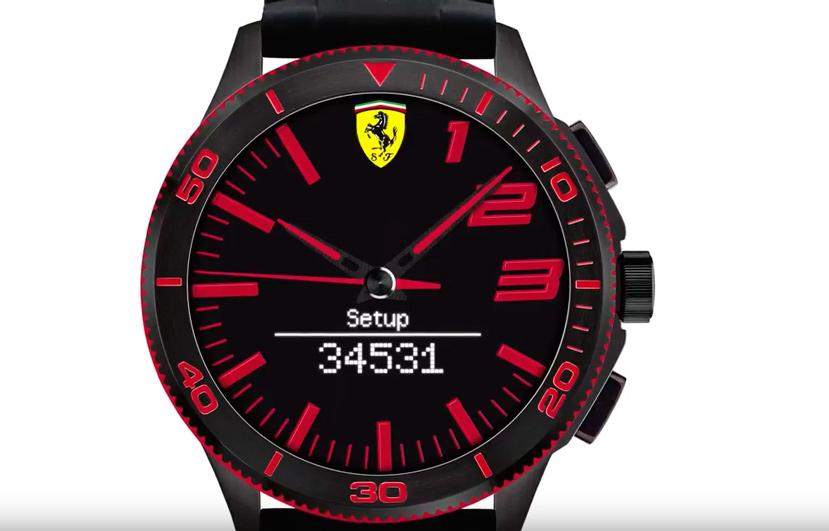 Así son los smartwatch de HP con diseño de Ferrari y Hugo Boss, Imagen 1