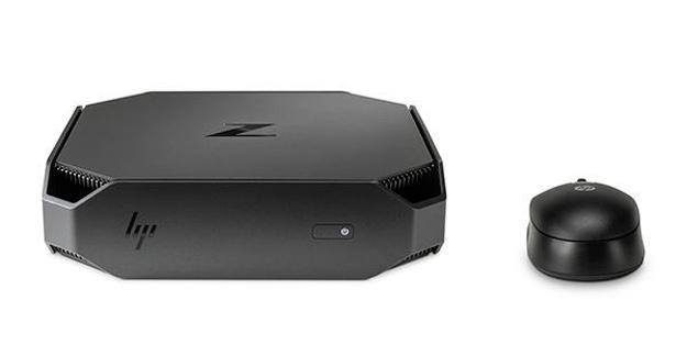 HP Z2 Mini, la workstation reducida a la mínima expresión, Imagen 1