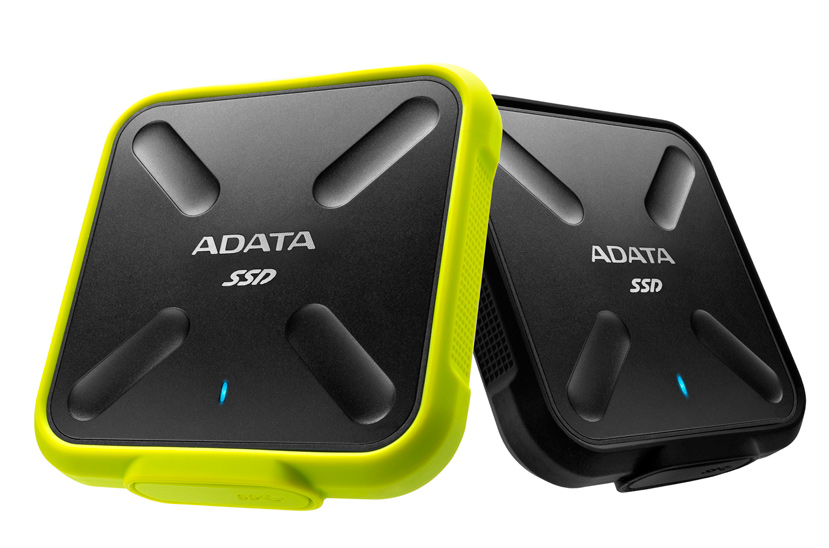 ADATA SD700, un SSD externo con resistencia IP68, Imagen 1