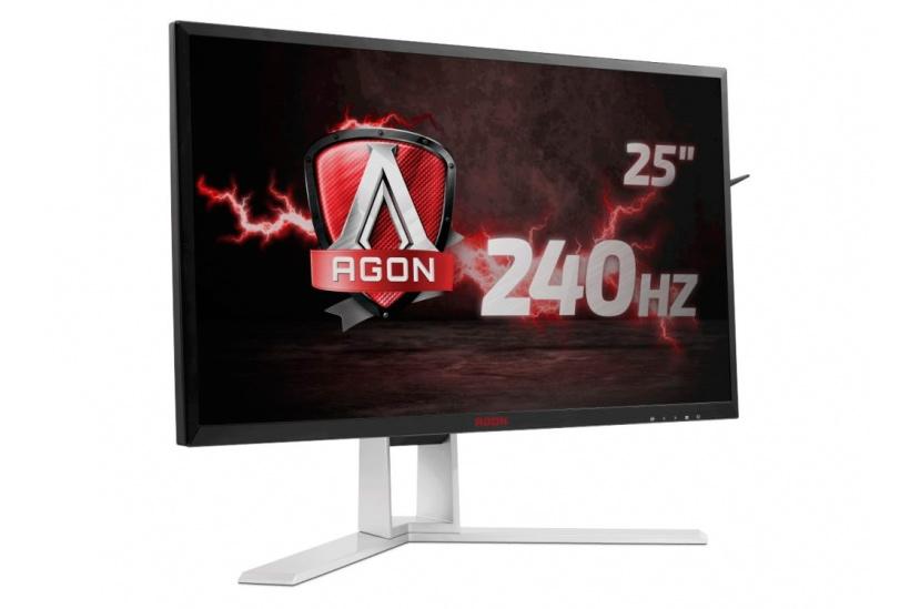 El monitor gaming AOC AGON AG251FX alcanza los 240Hz, Imagen 1