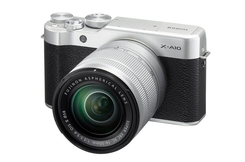 Fujifilm X-A10 es la mirrorless más barata de la marca, Imagen 1