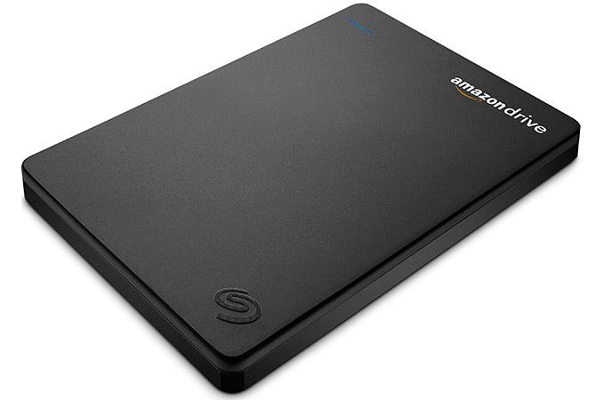 Seagate Duet, un HDD portátil con sincronización a Amazon Cloud, Imagen 1