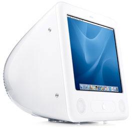 Nuevos eMac de Apple, Imagen 1