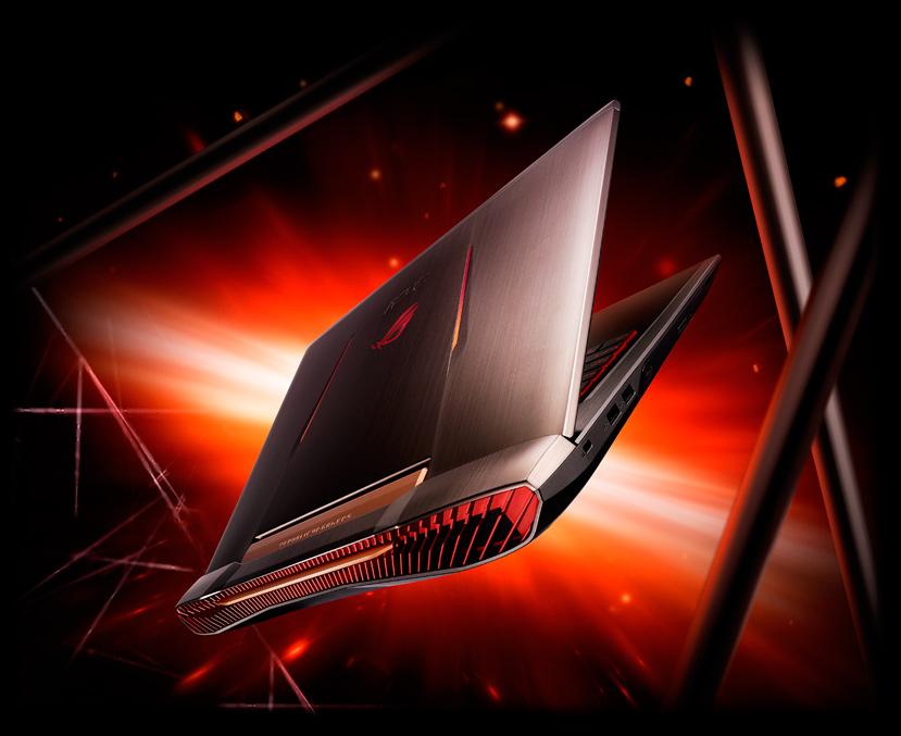 Los portátiles gaming ASUS ROG G752VS/VM están certificados para Oculus Rift, Imagen 1