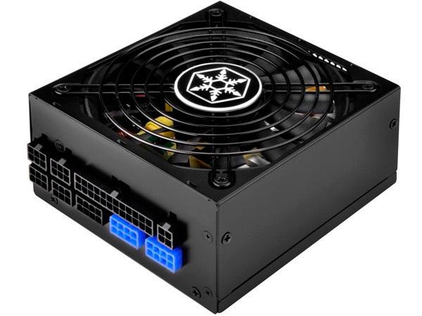 SilverStone LTI-S800, 800W de potencia 80 PLUS Titanium en formato compacto SFX, Imagen 1
