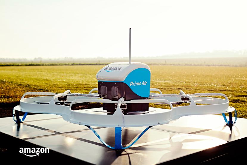 Los drones de Amazon entregan su primer pedido, Imagen 1
